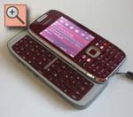 Обзор смартфона Nokia E75 с клавиатурой QWERTY